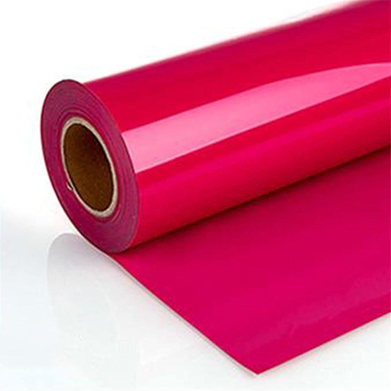 AFANGMQ 30cmx50cm Multi-Color Excellence PVC Transfer Film Vinyl Heat Max 61% OFF