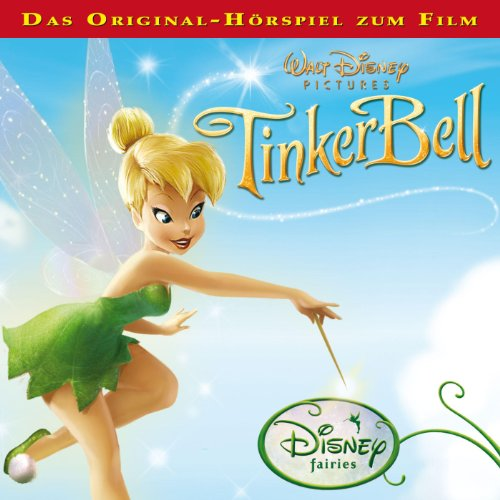 Tinkerbell (Tinkerbell 1) Titelbild