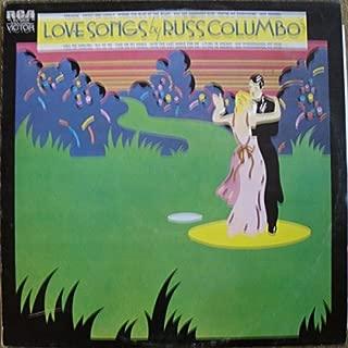 Love Songs By Russ Columbo [Vinyl LP] [Mono] [Cutout]