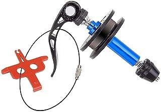 Fiets Ketting Keeper Fiets Ketting Houder Flexibele Dummy Hub Quick Release Protector Fiets Wielhouder