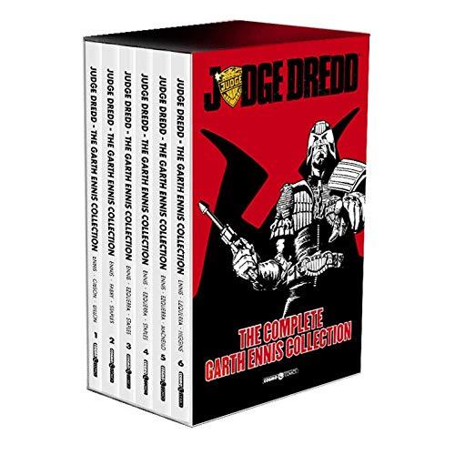 Judge Dredd. The complete Garth Ennis collection