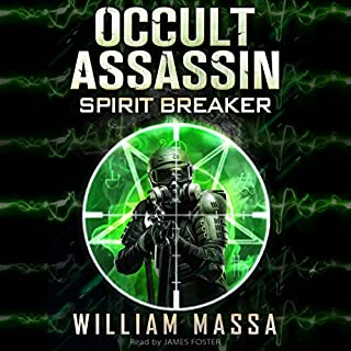 Spirit Breaker audiobook cover art