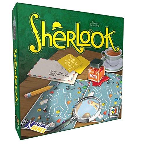 Kaleidos Games HDBD0163 Sherlook