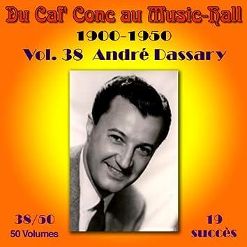 Du Caf' Conc au Music-Hall (1900-1950) en 50 volumes - Vol. 38/50