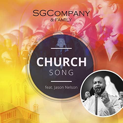 Stavanger Gospel Company feat. Jason Nelson