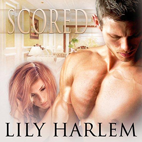 Scored audiobook cover art