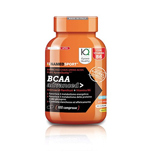 Named Sport BCAA 100cpr