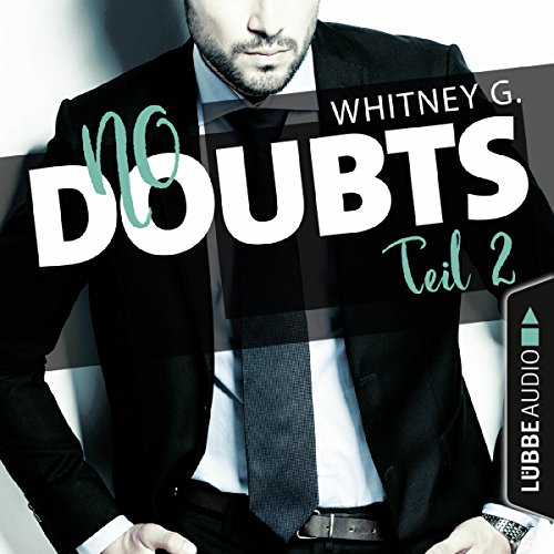 No Doubts (Reasonable Doubt 2) audiobook cover art