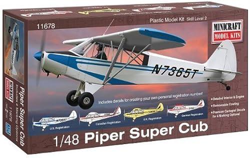 Minicraft 1 48 - Piper Super Cub by Minicraft