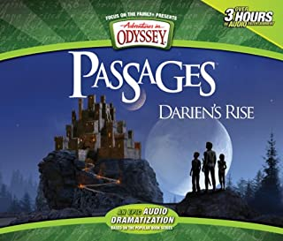 Darien's Rise: An Epic Adventures in Odyssey Audio Drama (Adventures in Odyssey Passages)