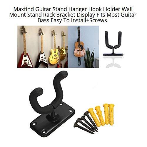 HAI+ Soporte de Pared para monopatín o Guitarra monopatín de Pared ...