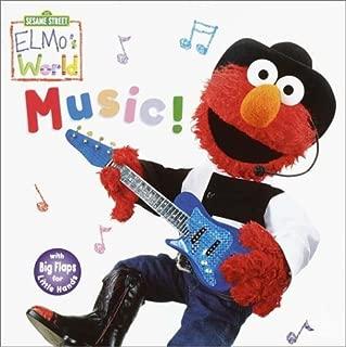 Elmo's World: Music! (Sesame Street® Elmos World(TM))