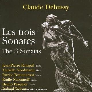 Debussy: 3 Sonatas