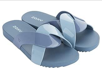 Zaxy Swirl Women's Slide Sandal
