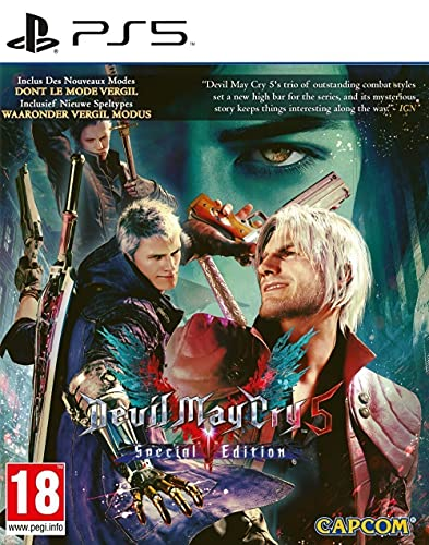 Unbekannt Devil May Cry 5 Special Edition
