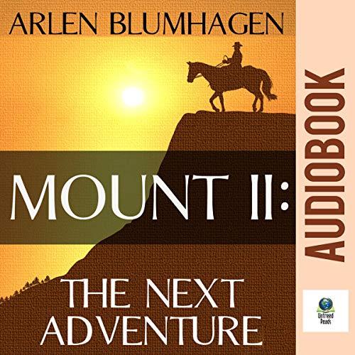 Mount II: The Next Adventure audiobook cover art