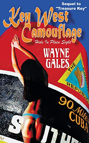 Key West Camouflage: Hide in Plain Sight (The Bric Wahl Mystery Series Book 2) (English Edition)