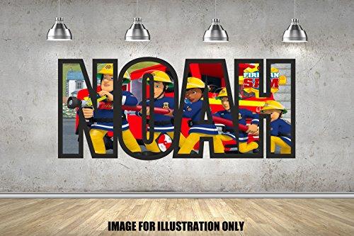 SuperHeld 1 Kinder Figuren Childrens Characters Tag Zahnseide Marke 3D Personalisierte Namen Wandtattoo Kinder Jungen Mädchen Wand Aufkleber Wand Kunst Transfer Aufkleber