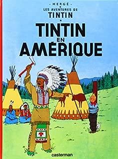 By Herge Les Aventures de Tintin: Tintin en Amerique (French Edition) (Casterman) [Hardcover]