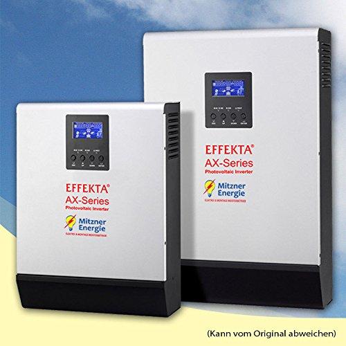 Effekta Wechselrichter AX-Serie 3KVA 48V 3000W-PV- AX-P 3000-48