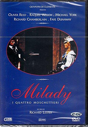 Milady - I Quattro Moschettieri 1^ edizione Italiana CDI