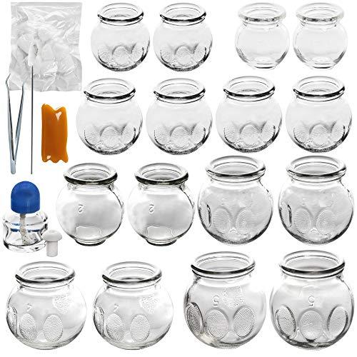 La mejor selección de Venta de vasos de vidrio los 5 mejores. 3