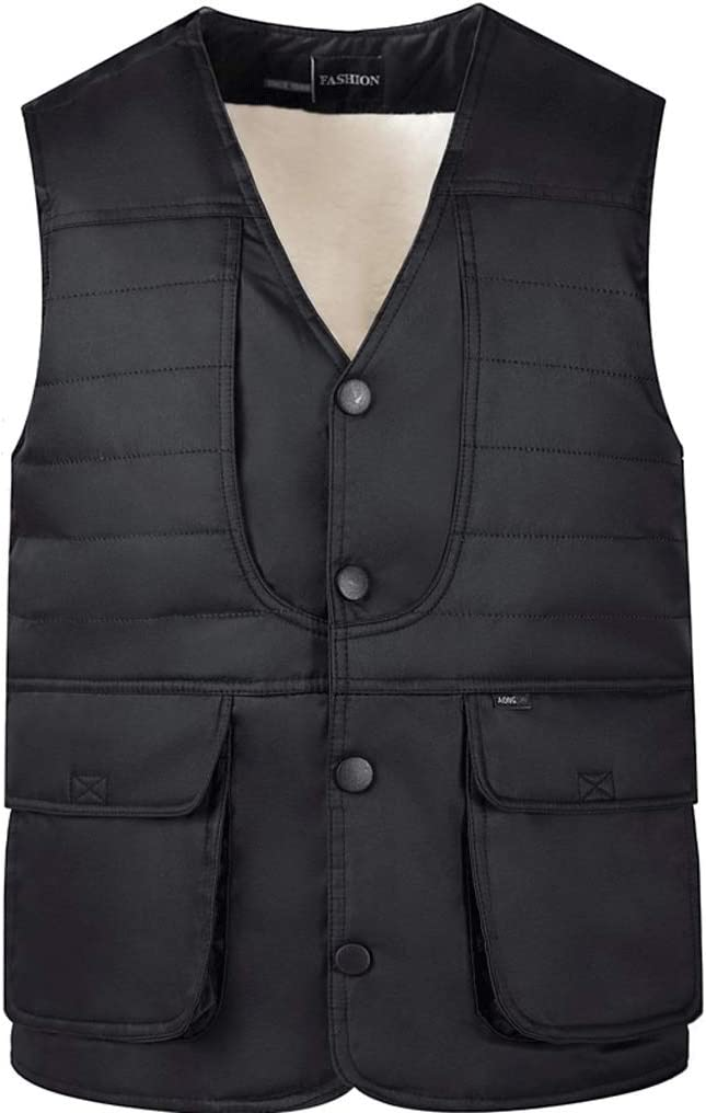 WGZ- Cotton Popular brand in the world Vest Winter Men's New arrival Jacket Sleeveless Large Thick