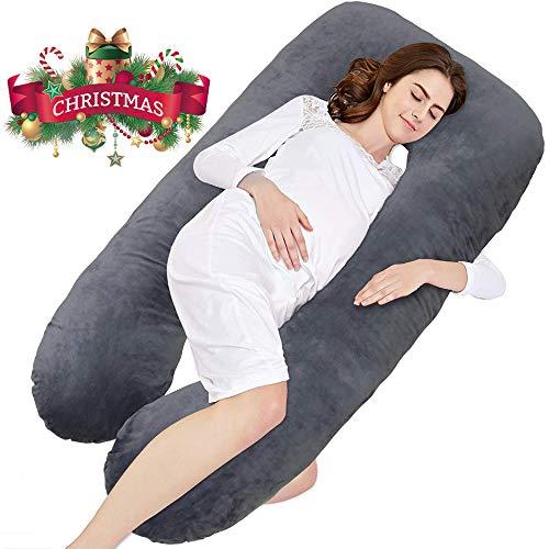 U cuscino abbraccio corpo Maternità Gravidanza Allattamento Supporto Posteriore 12 o 9ft