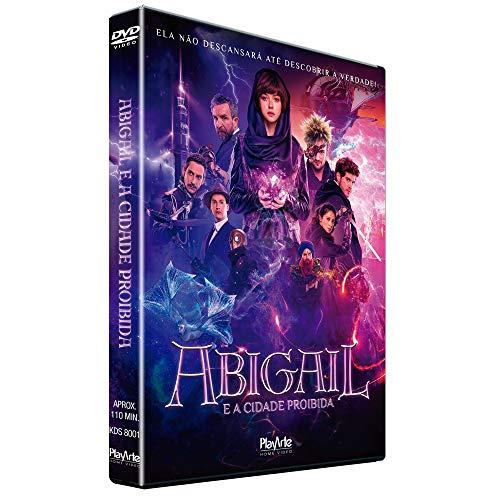 Abigail e a Cidade Proibida [DVD]