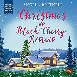 Christmas at Black Cherry Retreat audiobook cover art