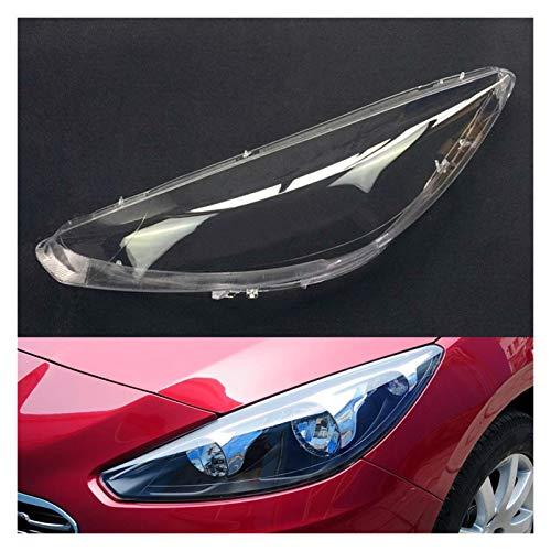 LCZ Lcbiao®. Auto-Scheinwerfer-Objektiv für Peugeot 308 2012 2013 2014 Autoscheinwerfer-Scheinwerfer-Scheinwerfer-Objektiv Auto-Shell-Abdeckung (Color : Driver Side)