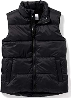 Frost-Free Quilted Vest for Boys!