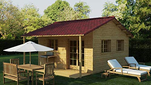 Placas Onduvilla Roja 106X40Cm 7Un/2.17M2: Amazon.es: Bricolaje y herramientas