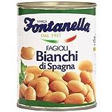 Fagioli Bianchi di Spagna - 500 Gr. EASY OPEN - Cartone 12 Pezzi