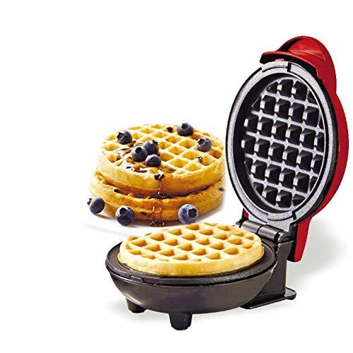 Mini Maquina De Waffles Elétricos 220v/110V