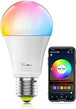 HALOW Smart Light | LED Light Bulb - WiFi Smart - E27 Smart Bulb - 9W RGB | Alexa and Google Home | Dimmable | Timer | Mus...