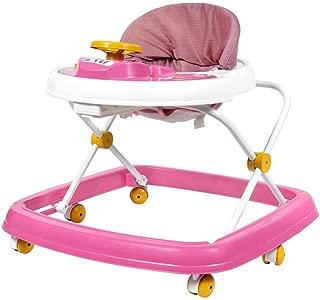 Andador Balanco 6 Rodas Regulav Rosa - Styll Baby