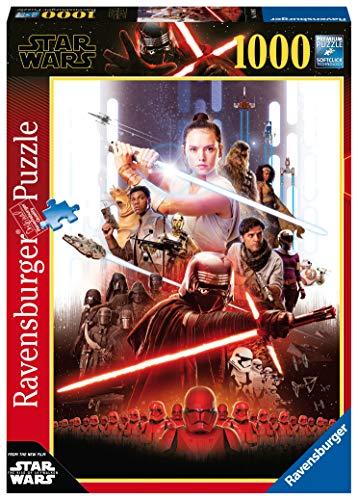 Ravensburger Puzzle, Puzzles 1000 Piezas, Star Wars 9, Puzzle Star Wars, Puzzles para Adultos, Puzzle Ravensburger