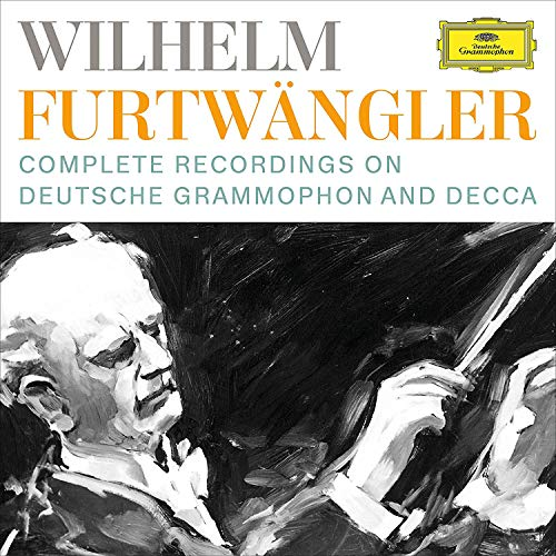 Wilhelm Furtwängler: Complete Recordings on Deutsche Grammophon and Decca