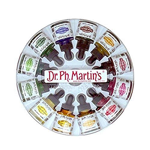 Dr. Ph. Martin's Spectralite Private Collection Liquid Acrylics Set 2