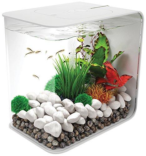 BiOrb Reef One Aquarium Model, 15L Flow - White, Wit.