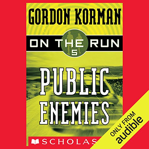 Public Enemies audiobook cover art
