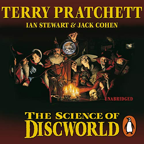 Couverture de The Science of Discworld