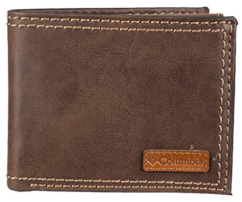 Columbia Men's RFID Passcase Wallet