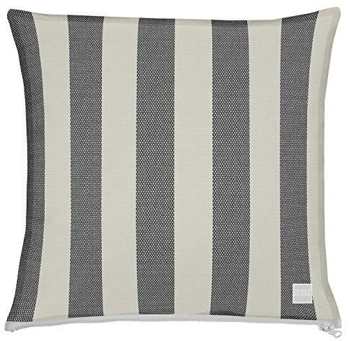 APELT 3967 - Funda de cojín (49 x 49 cm), color gris