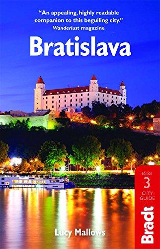 Bratislava (Bradt City Guides)
