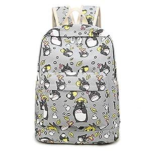 517CfYafGJL. SS300  - YOYOSHome My Neighbor Totoro Anime Cosplay Rucksack Shoulder Bag Backpack School Bag