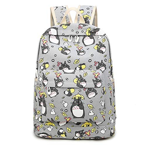 YOYOSHome My Neighbor Totoro Anime Cosplay Rucksack Shoulder Bag Backpack School