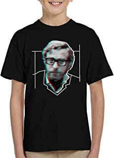 Michael Caine Holographic Kid's T-Shirt