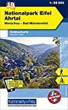 Nationalpark Eifel: Nr. 19, Outdoorkarte Deutschland, 1:35 000, Mit kostenlosem Download für Smartphone (Kümmerly+Frey Outdoorkarten Deutschland)